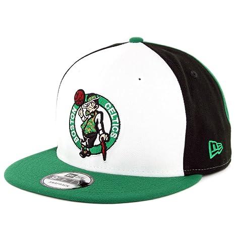 Image Unavailable. Image not available for. Color  New Era Boston Celtics  Team Retro Wheel Snapback Hat 10ce71716b70
