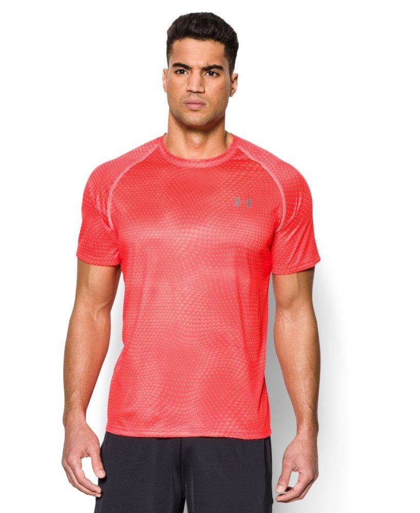 Under Armour Herren Fitness T-Shirt und Tank UA Tech Printed
