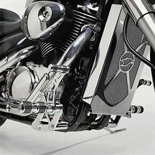 Falcon vorverlegte Fussrastenanlage Round Style Yamaha XV 535 Virago