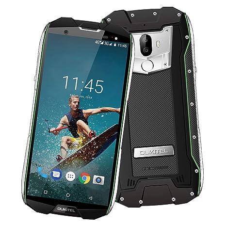 [6GB RAM+64GB ROM]OUKITEL WP5000 4G LTE Smartphone Libre,5,7 Pulgadas ...
