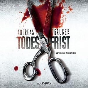 Todesfrist (Sneijder & Nemez 1) Audiobook