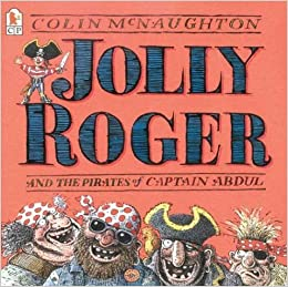 Book Jolly Roger and the Pirates of Captain Abdul (2004-08-03)