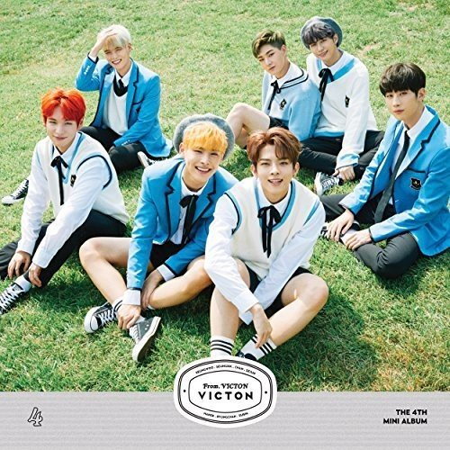 CD : Victon - From Victon (4th Mini Album) (Asia - Import)