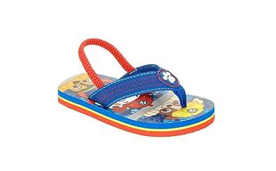 a135a30886a9a Amazon.com   ACI Paw Patrol Toddler Boy Flip Flops Beach Sandal (9 ...