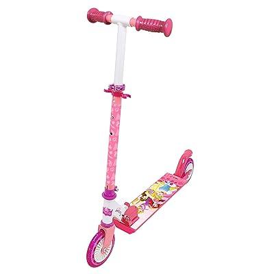 Smoby Princess Niños Patinete clásico Rosa - Scooters (Niños, Patinete clásico, Rosa, Femenino, Asfalto, 50 kg): Juguetes y juegos