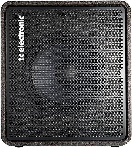 TC Electronic RS115 1x15'' 600-watt Bass Cabinet by TC Electronic
