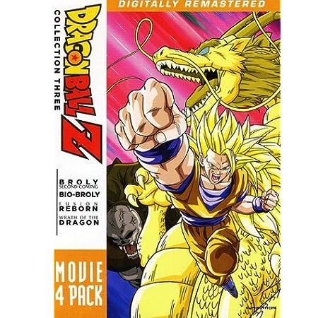 Dragon Ball Z: Movie Pack 3 [Reino Unido] [DVD]: Amazon.es: Cine y Series TV