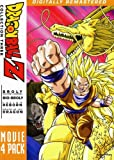 Dragon Ball Z- Movie 4 Pack