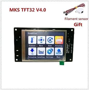 Amazon.com: MKS TFT32 V4.0 Pantalla Táctil Splash Lcds Smart ...