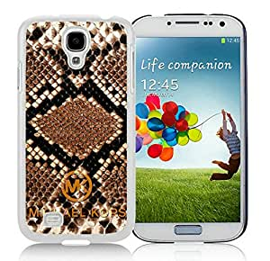 NEW DIY Unique Custom Designed NW7I 123 Case M&K White Samsung Galaxy S4 Phone Case Cover S2 005