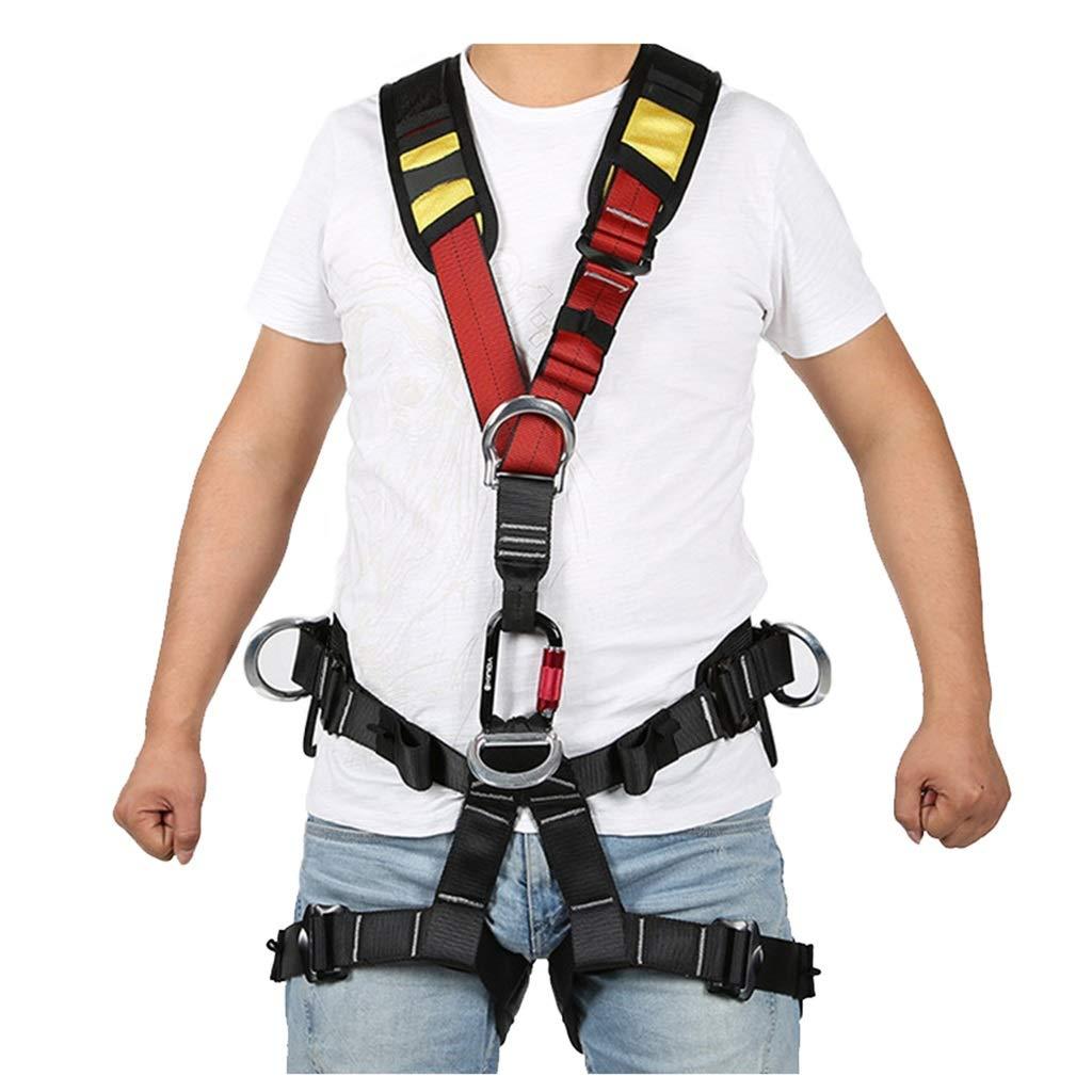 colore casuale Tykusm climbing Rappelling Descender Belay attrezzature corda