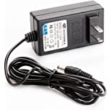 Antoble® 9V AC / DC Adapter Charger for Korg volca bass / volca keys / volca beats sequencer Analog Rythm Machine Power Supply 6.5ft Cord Cable