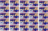 25 Box Wholesale Lot of Australia Toothpick Flags, 2500 Small Australian Flag Toothpicks or Cocktail Picks