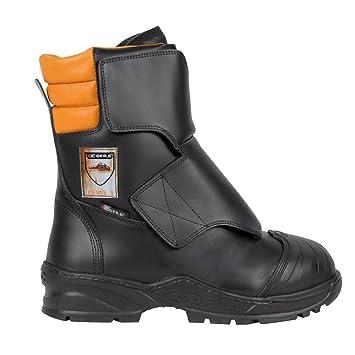 Cofra 21471 - 000.w43 STRONG a e P fo WRU HRO SRC - zapatos de seguridad talla 43 NEGRO: Amazon.es: Bricolaje y herramientas