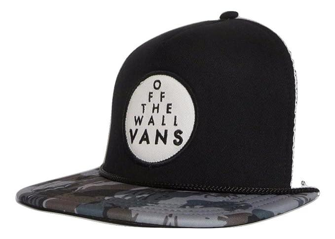vans trucker cap