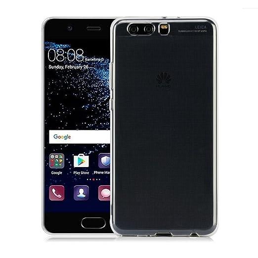 3 opinioni per Huawei P10 Plus Cover, 1,5 mm di Spessore Custodia Protettiva Antiurto e