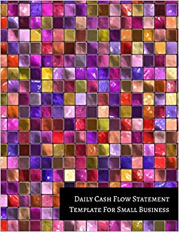 daily cash flow statement template for small business insignia