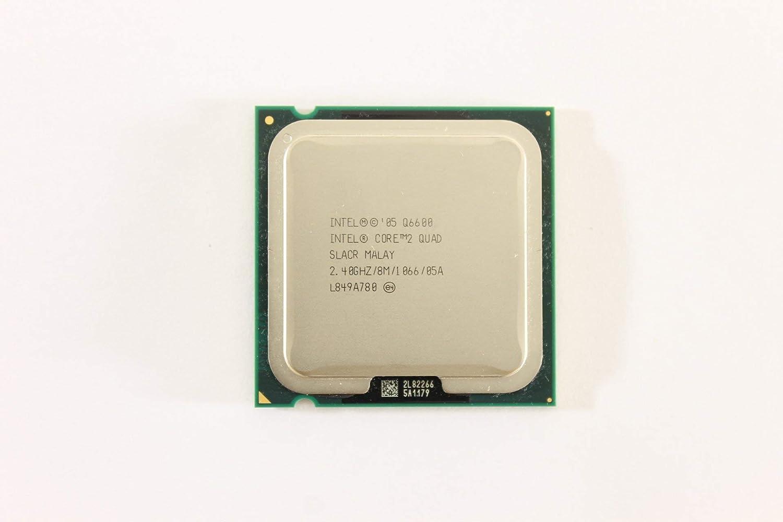 Intel 2.4 GHz Core 2 Quad CPU Processor HM679 Q6600 SLACR Dell XPS 720 710 Dimension 9200 (Renewed)