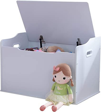 Toy box Boys toy box Storage Wooden toy box Toy box on wheels Toy storage Nursery Decor Wooden Shower Gift Toy chest Wood toy box