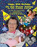 Happy 90th Birthday, Ola Mae Weaver Andrews, Shirley Holladay, 1468171798