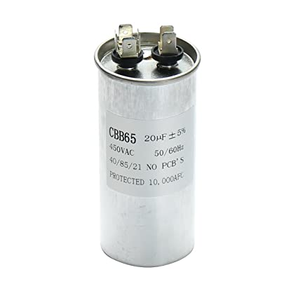 20-50uF CBB65 450V AC 50 //60HZ Air Motor Conditioner Kompressor Start Kondensator
