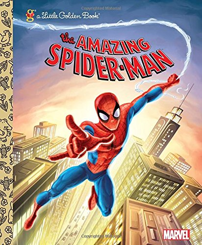 The Amazing Spider Man  Marvel  Spider Man   Little Golden Book