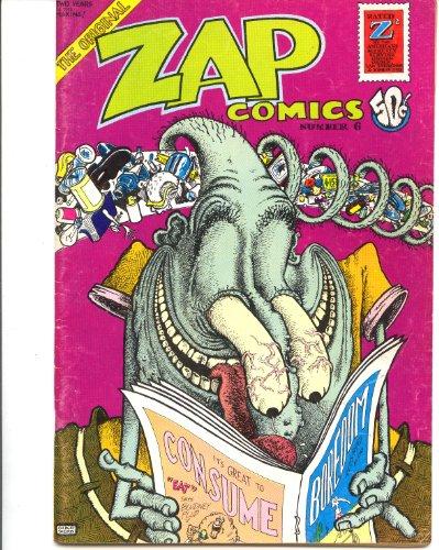 Zap Comix #6