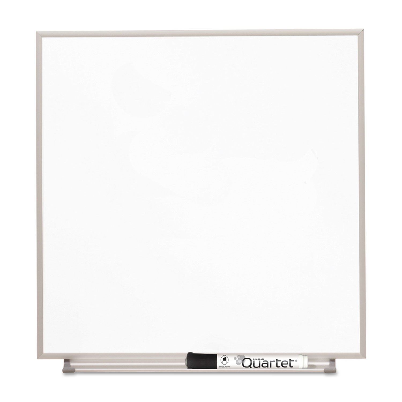 Quartet M1616 Matrix Magnetic Boards, Painted Steel, 16 x 16, White, Aluminum Frame