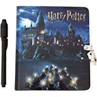 Playhouse Harry Potter Hogwarts Lock & Key Lined Page Diary with Invisible Ink Pen for Kids