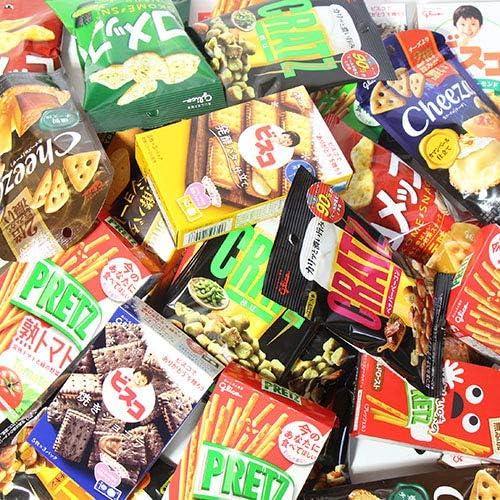 グリコでワイワイ!家族でたくさん食べられるセット(全19種・計59コ)おかしのマーチ
