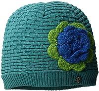 Spyder Girl's Bitsy Rosie Hat, Baltic/Fresh/French Blue, One Size