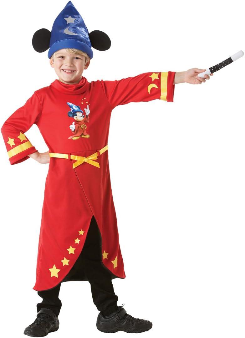 Rubies`s - Disfraz Infantil de Mickey Mouse Fantasía (884661-S ...