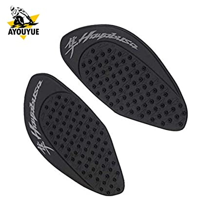Amazon com: Motorcycle 3M Rubber Traction Pad Tank Grip for 2008