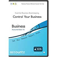 Business Accountz Basic V3 (PC/Mac/Linux)