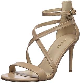 f915ed8fcc1 Nine West Women s Retilthrpy Leather Heeled Sandal