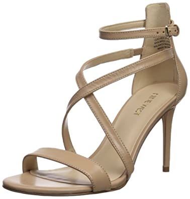 Women's Retilthrpy Leather Heeled Sandal