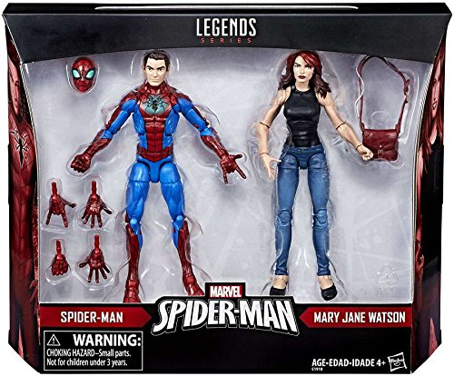 marvel action figure pack - 4