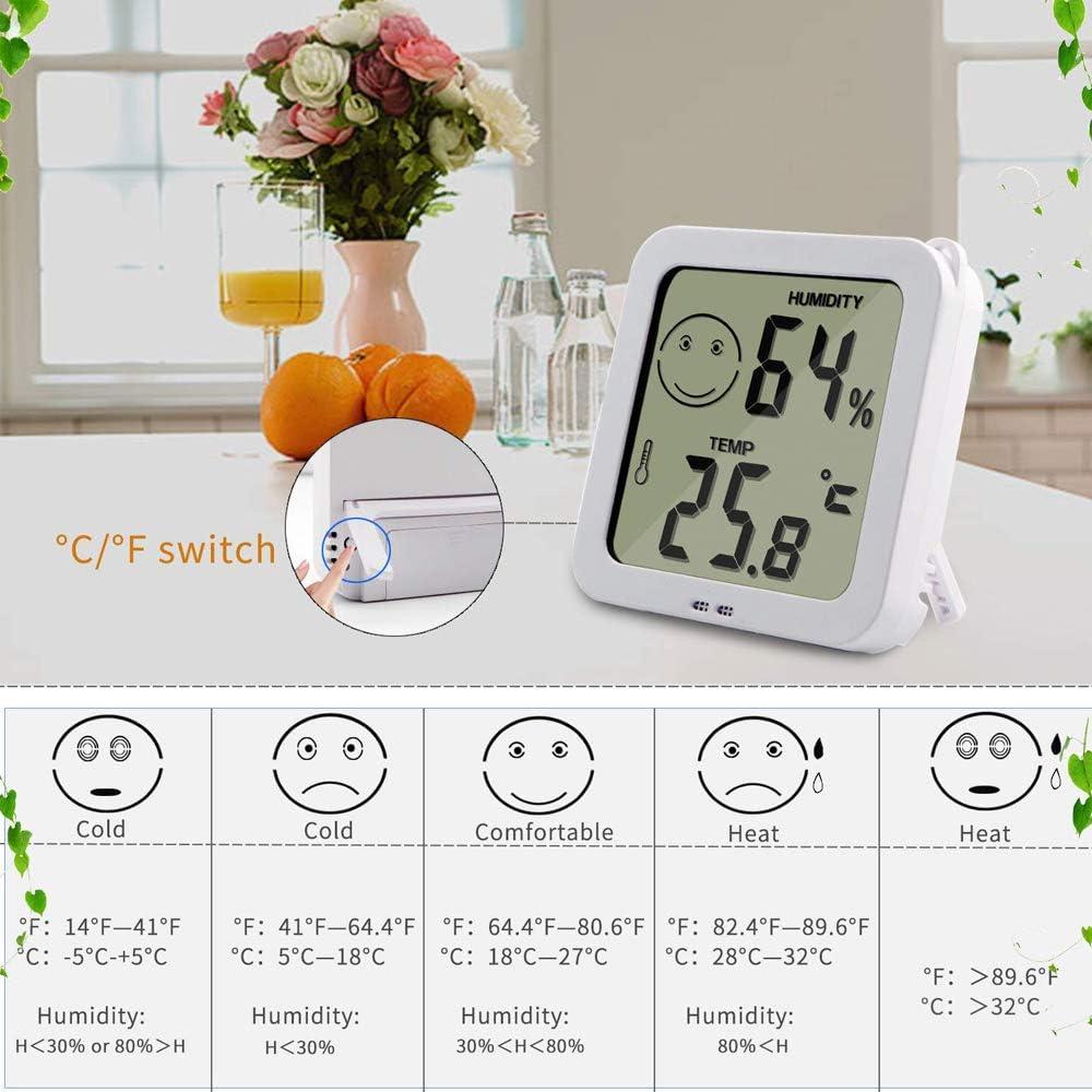 Spezialuhren Wetterstationen Feuchtigkeits Monitor für den ...
