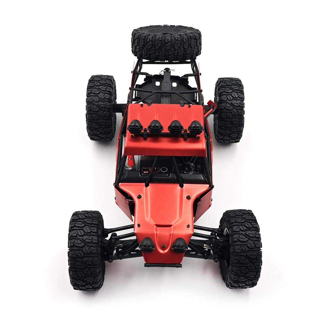 Electric RC Buggy 1/12 Remote Control Car 2.4Ghz 4WD Desert Off-Road Truck 70KM/h High Speed Terrain RC Car Rechargeable Vehicle Rock Crawler for Kids & Adults by DaoAG (Image #3)