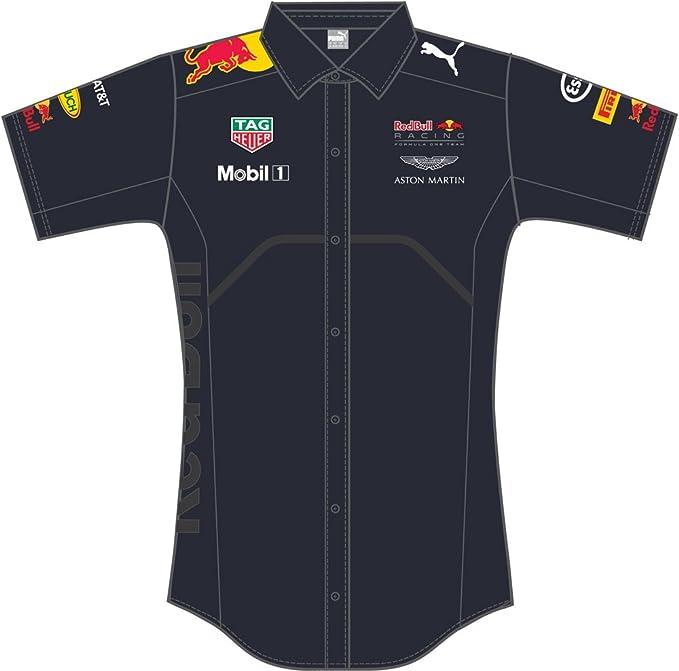 Camiseta de Deporte para Hombre, Color Rojo y Azul Marino, Pecho ...