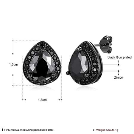 joyliveCY CY-Buity Korean Style Small Twisted Grid Shape 925 Silver Plated Earring Ear Stud for Girls P66w03