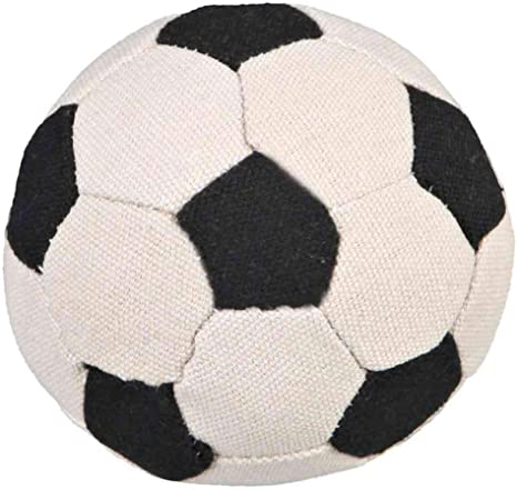 Pelota Tela Fútbol, Multicolor, ø11 cm: Amazon.es: Productos para ...