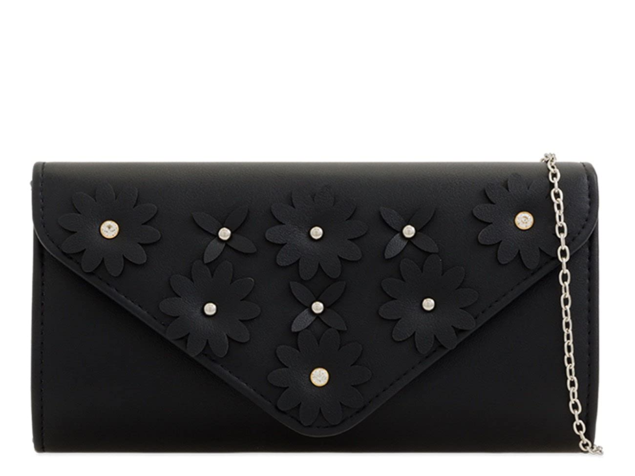 LeahWard Women/'s Faux Suede Flap Clutch Bag Wedding Night Out Handbag Evening