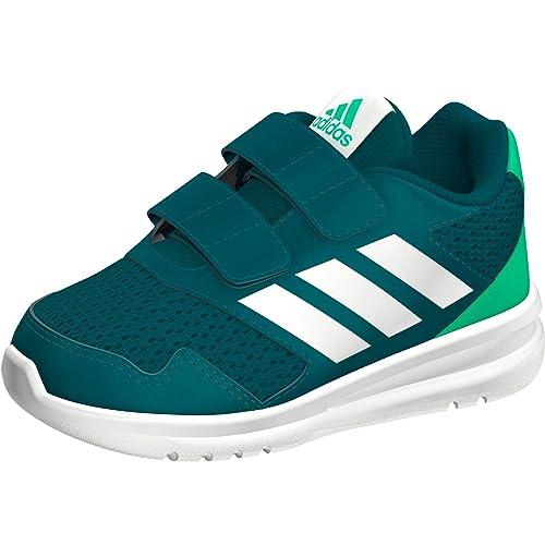 Adidas Altarun CF I, Zapatillas de Estar por casa Bebé Unisex, Azul (Azcere/Ftwbla/Vealre 000), 20 EU: Amazon.es: Zapatos y complementos