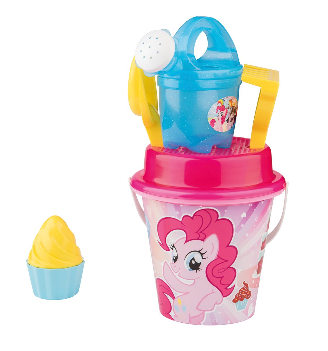 Androni Giocattoli- VD-AND1335-0MLP-Set Mare, My Little Pony, Colore, 107114105