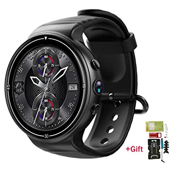 Amazon.com : KLKLTT Smart Watch I8 Android 7.0 1.39 Color ...