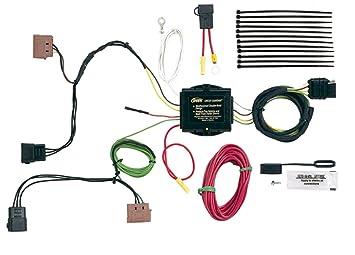 Hopkins 11140685 Plug-in einfach Fahrzeug Verkabelung Kit: Amazon.de ...