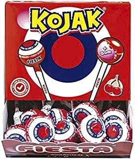 Chupa Chups - Lollipops - Caramelos - 10 caramelos: Amazon ...