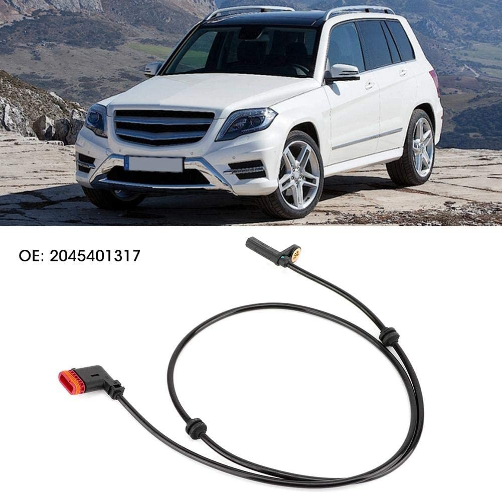 Duokon Auto Hinterrad ABS Geschwindigkeitssensor f/ür Benz Glk-Klasse 2045401317 ABS