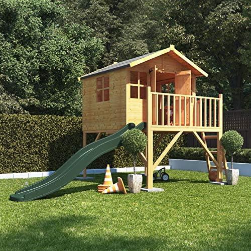 BillyOh Lollipop Junior Tower - Caseta de juegos para niños (madera): Amazon.es: Jardín